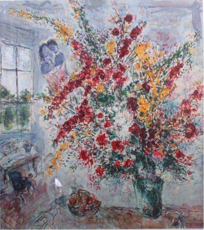 Marc Chagall (1887 Peskowatik – 1985 Saint-Paul-de-Vence)