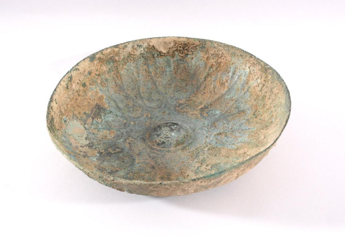 Omphalos-Schale, Achämenidisch 500 vor Christus