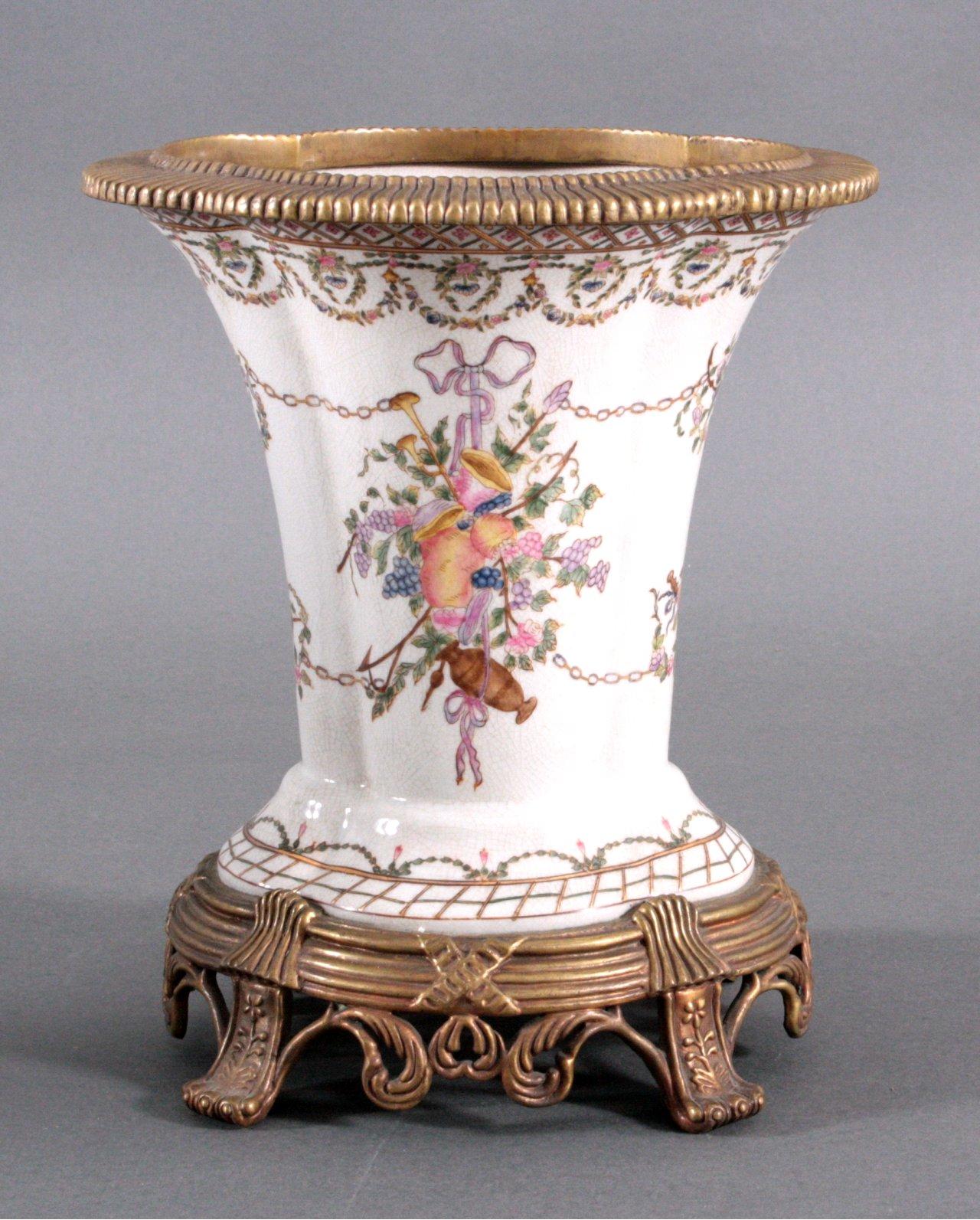 William Lowe, große Vase
