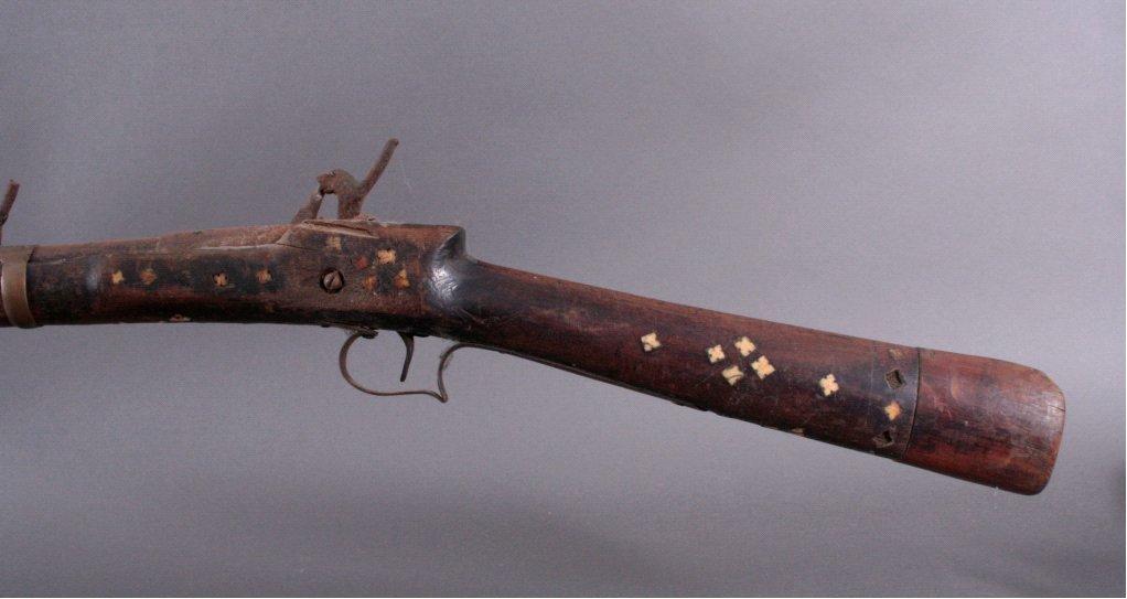 Vorderlader Gewehr, 18./19. Jh.-1