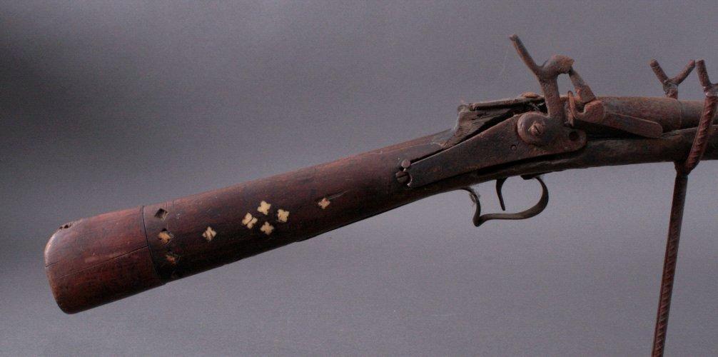 Vorderlader Gewehr, 18./19. Jh.-2