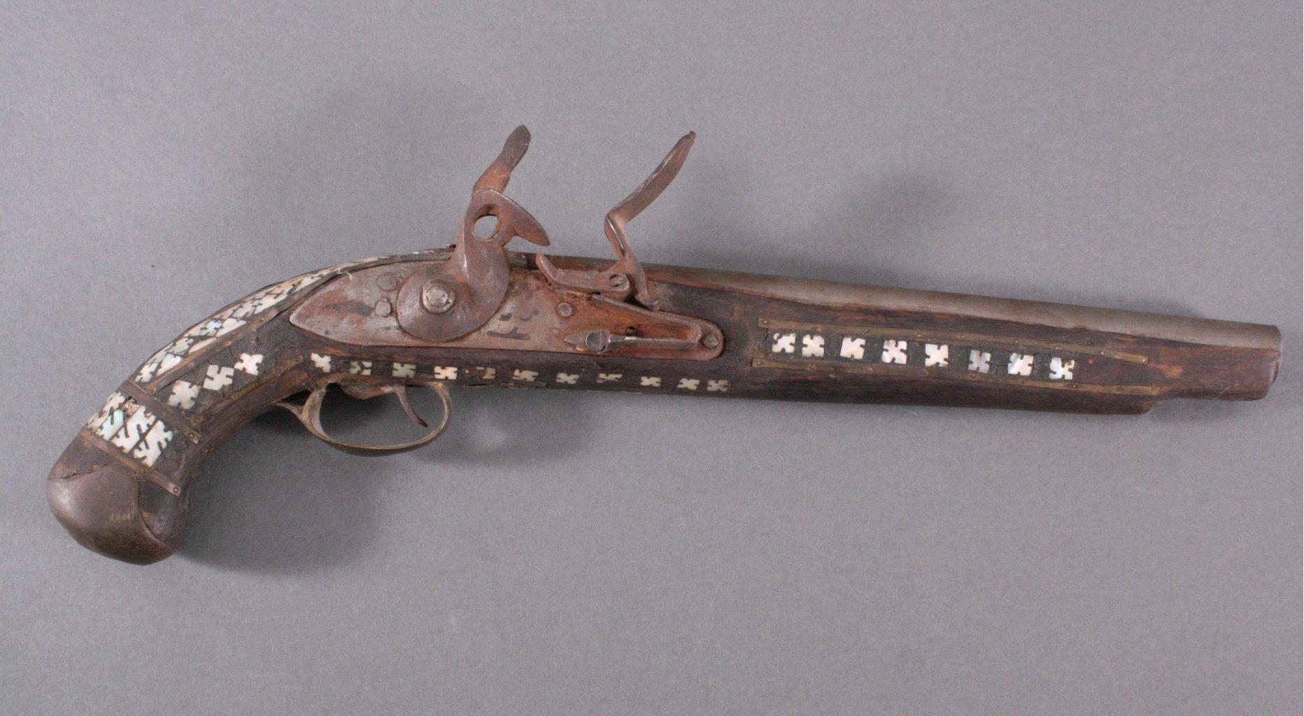 Perkussionsgewehr