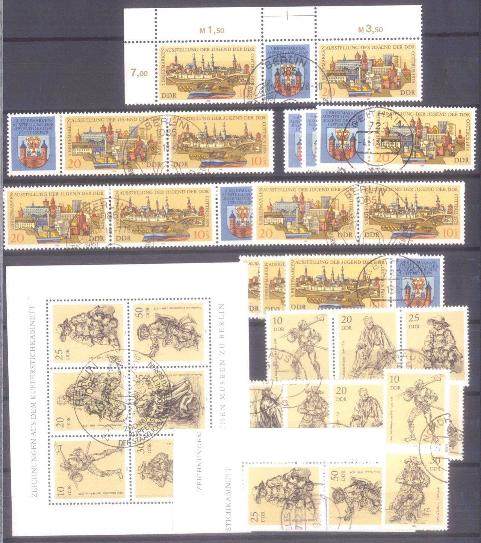 DDR ZUSAMMENDRUCKE 1978-1990