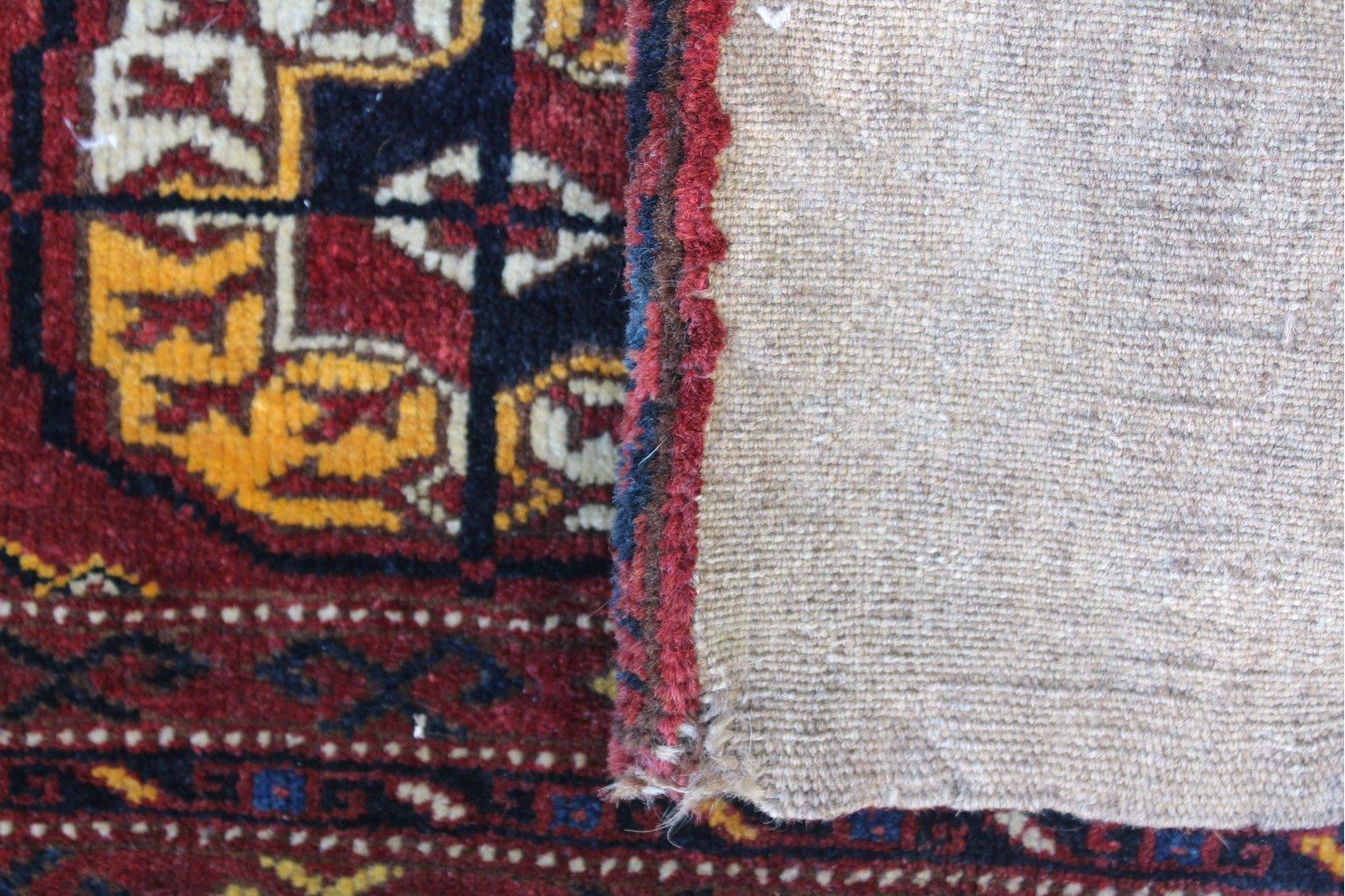Belutsch-Tasche, antik um 1900-1