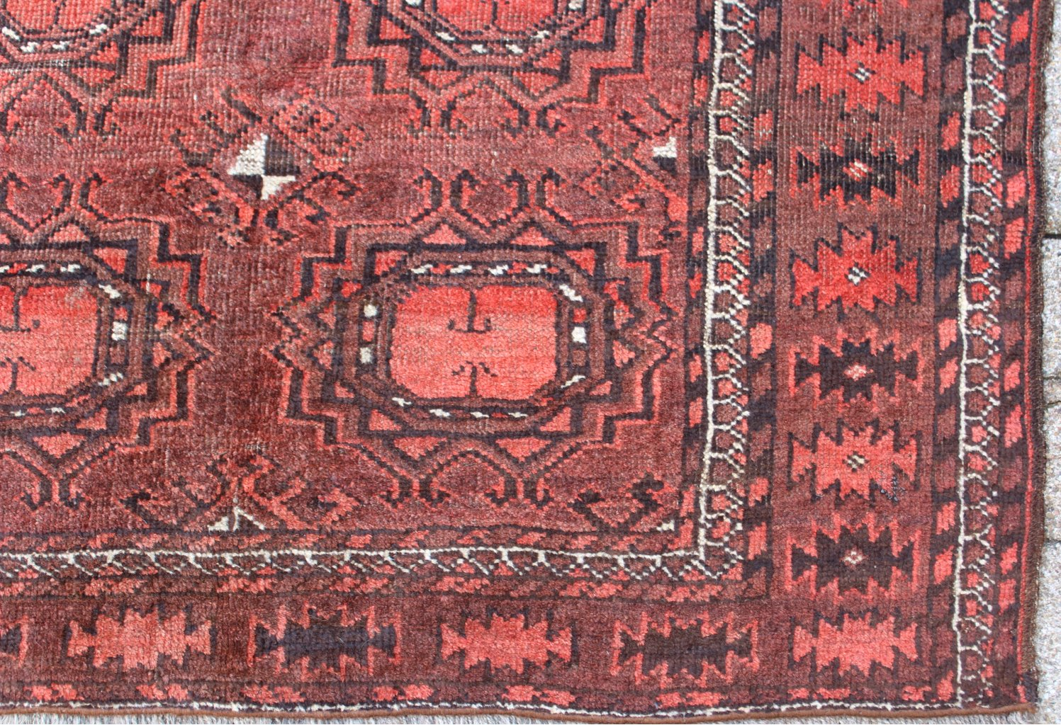 Afgahne, antik um 1900-1