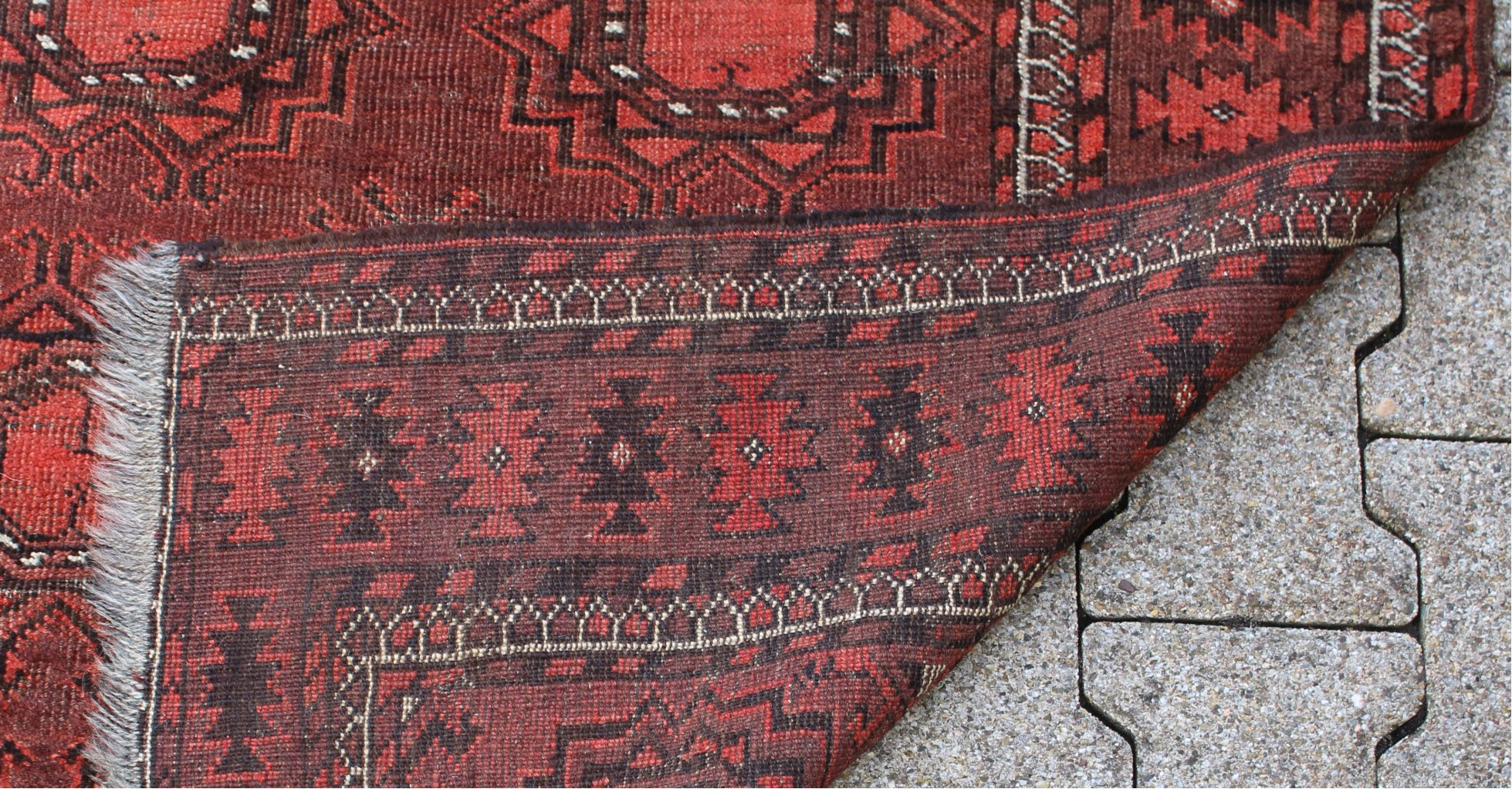 Afgahne, antik um 1900-2