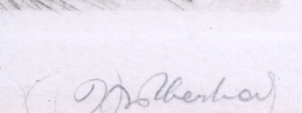 Kurt Meyer Eberhard 1895-1977. Elch mit Elchkuh-2