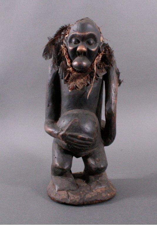 Reliquienfigur, Baluba/Zaire 20/30er Jahre