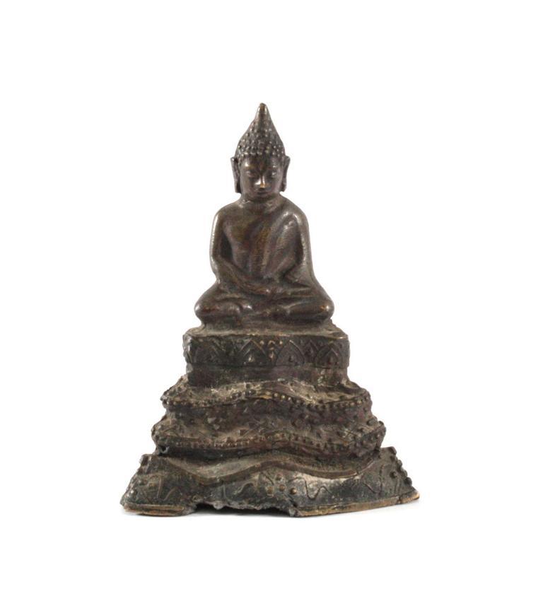 Buddha, Tibet 18./19. Jh.