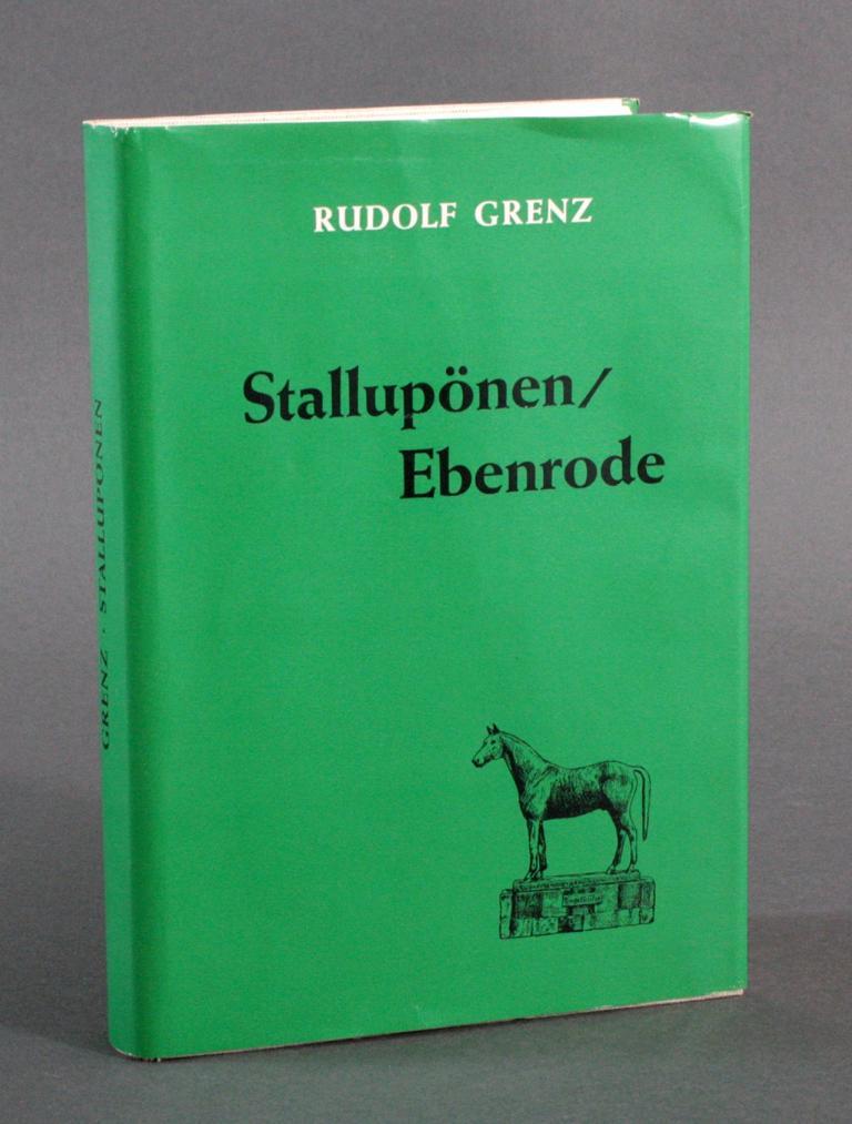 Stallupönen / Ebenrode von Rudolf Grenz (1929 – 2000)