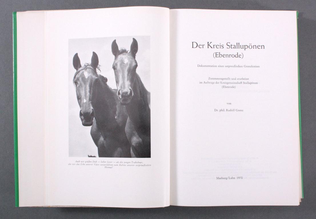 Stallupönen / Ebenrode von Rudolf Grenz (1929 – 2000)-1
