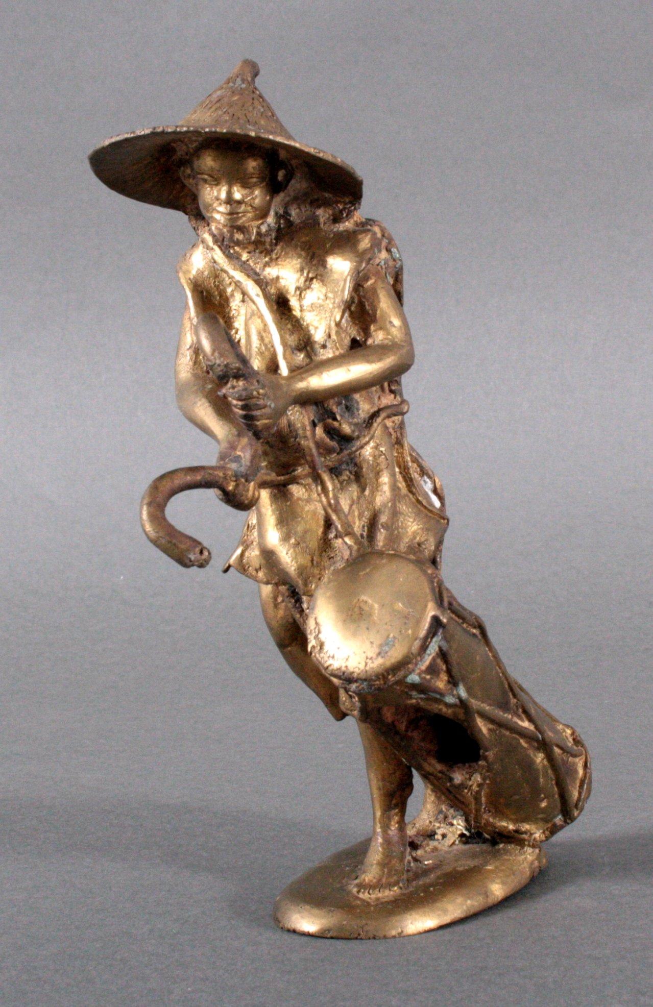 Bronzefigur China