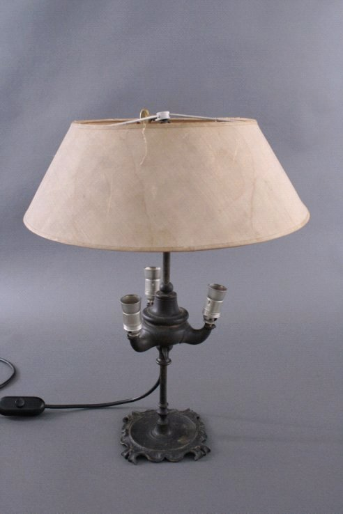 Venezianische Öllampe, 1. Hälfte 19. Jh.