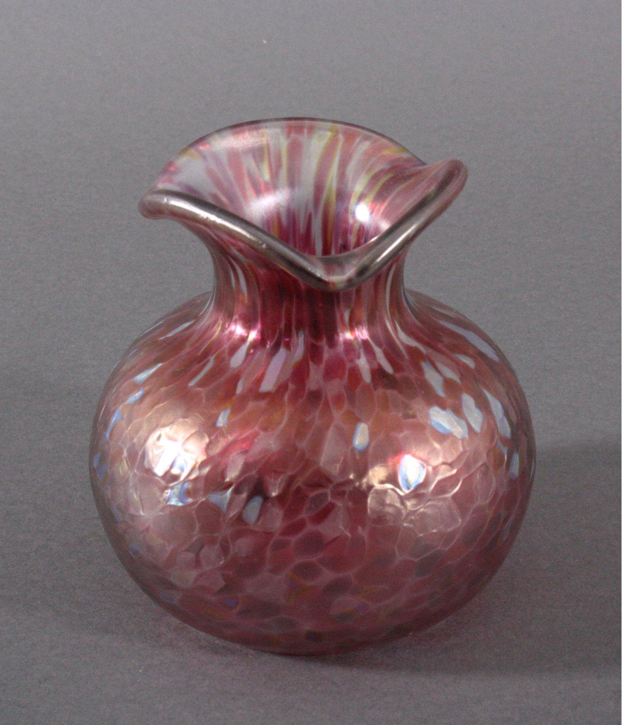 Poschinger Glasvase