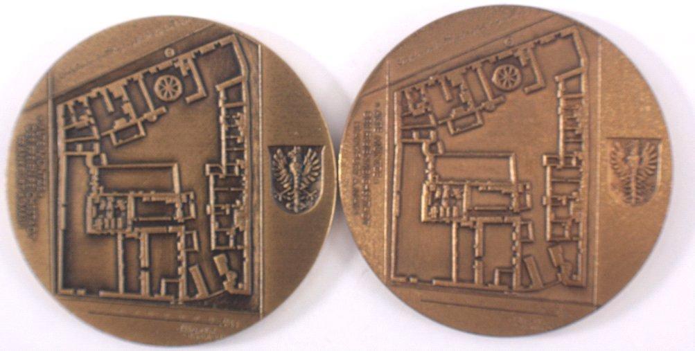 Konvolut Medaillen Geldgeschichte Frankfurt-1