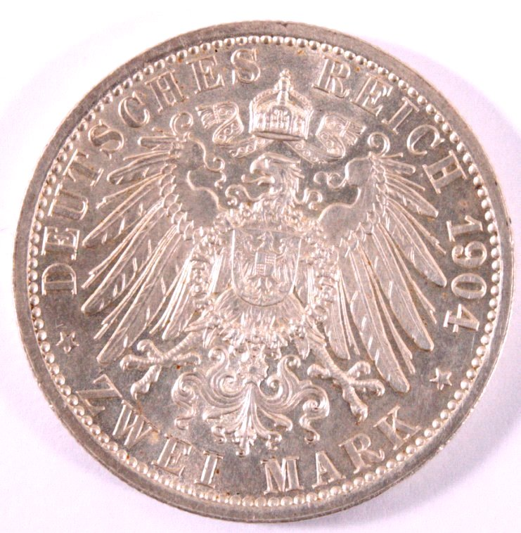 2 Mark Hessen 1904 Zum 400. Geburtstag-1