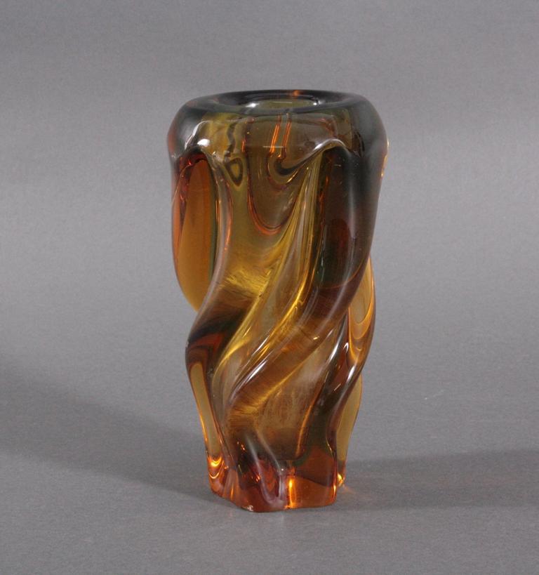Murano-Vase aus den 60./70er Jahren
