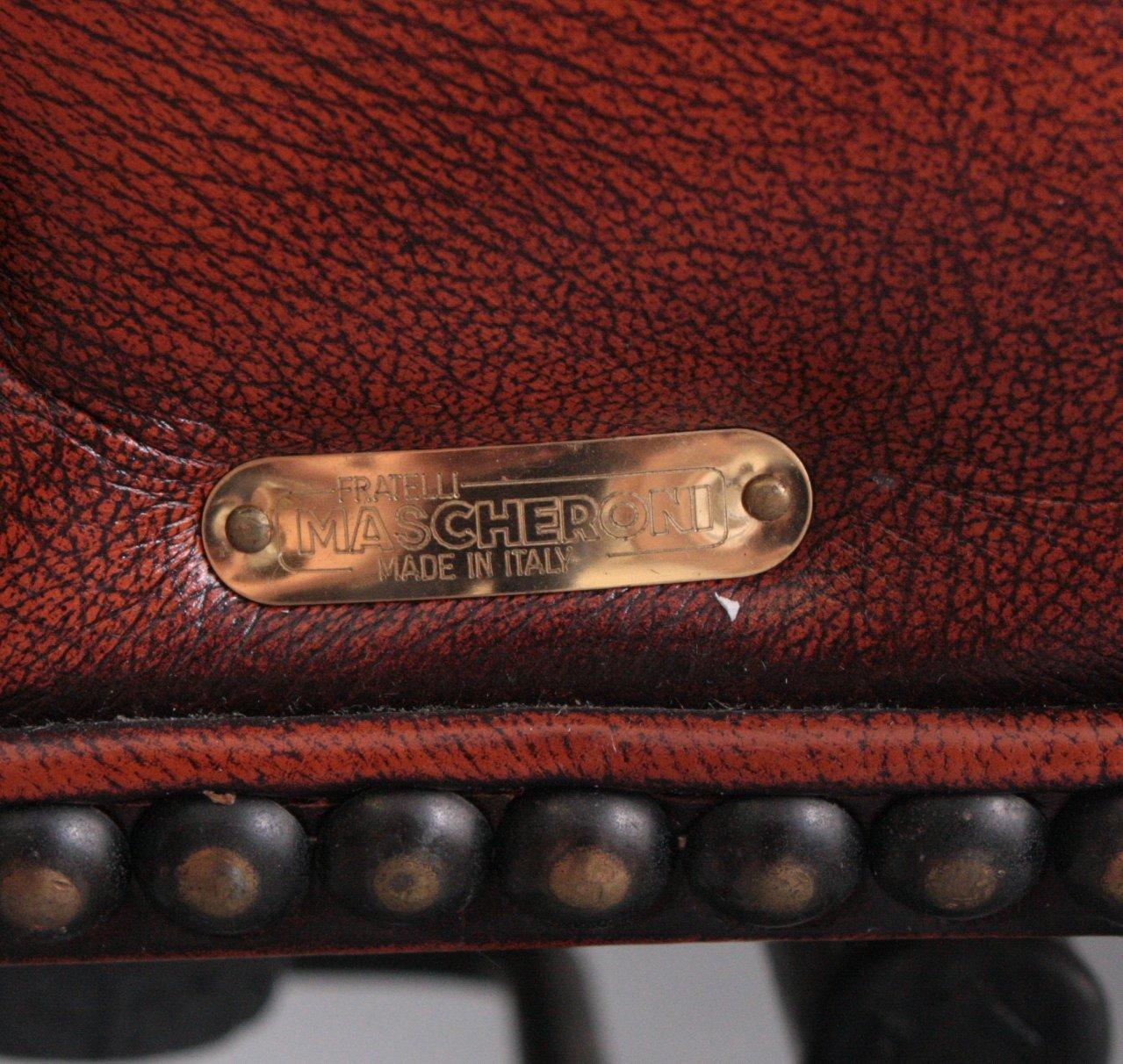 Chefsessel der Luxusklasse von Mascheroni-1