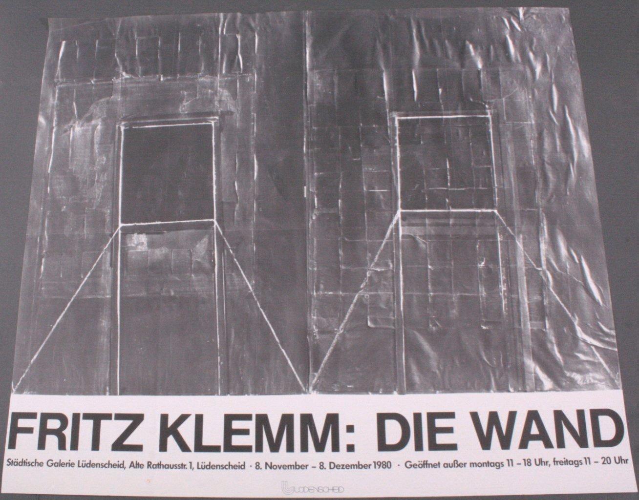 Fritz Klemm (1902-1990)