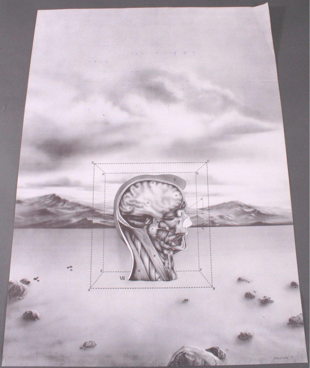 Plakat, Dieter Scheibel