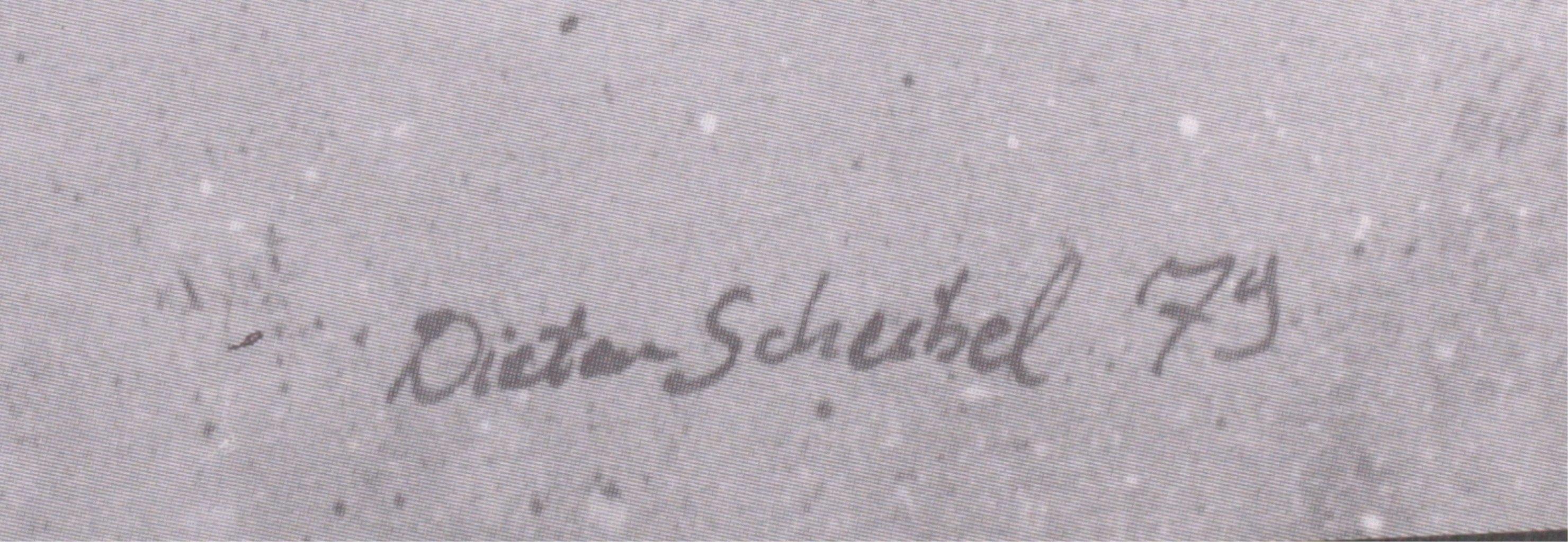 Plakat Dieter Scherbel-1