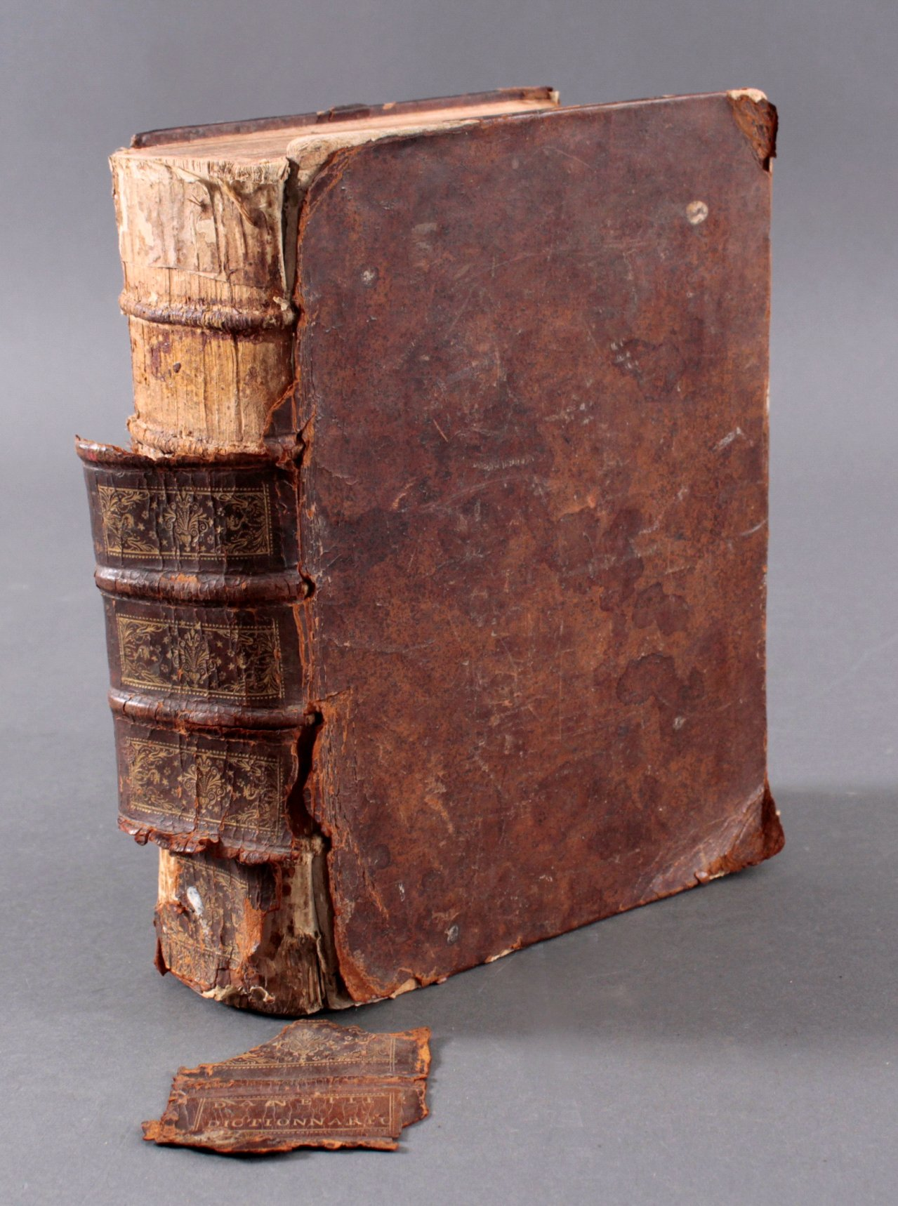 Magnum dictionarium Latinum et Gallicum