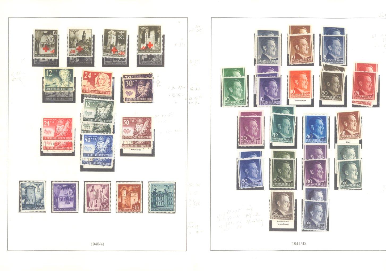 III. REICH – BESETZUNGEN im II. WELTKRIEG 1939-1945-2