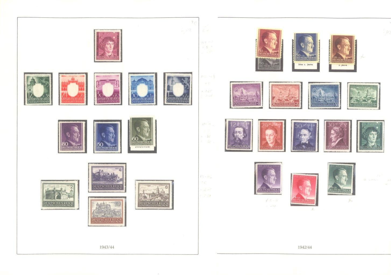 III. REICH – BESETZUNGEN im II. WELTKRIEG 1939-1945-3