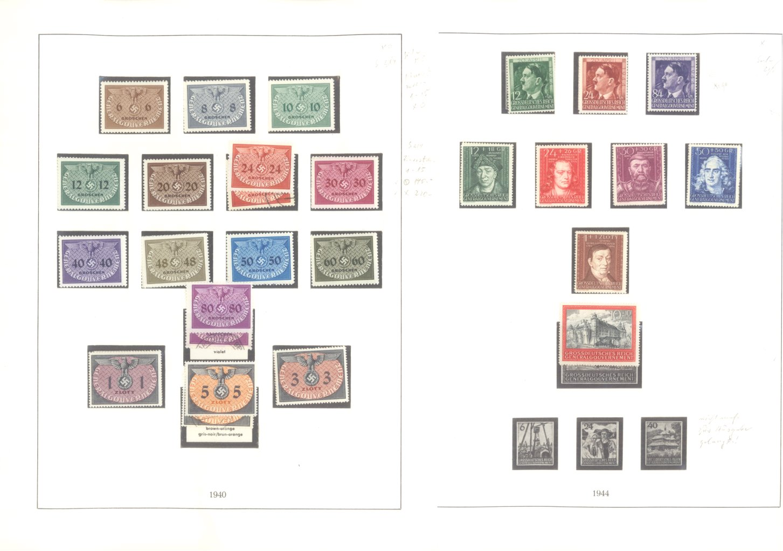 III. REICH – BESETZUNGEN im II. WELTKRIEG 1939-1945-4