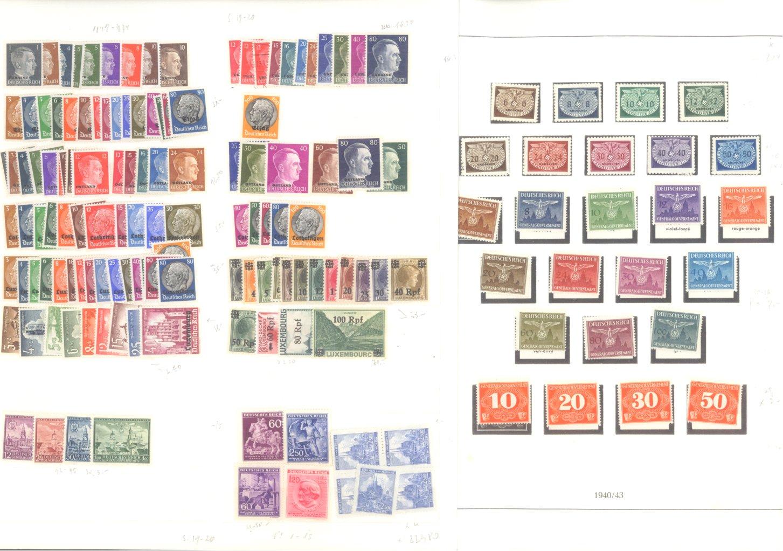 III. REICH – BESETZUNGEN im II. WELTKRIEG 1939-1945-5