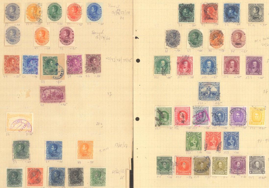 SÜDAMERIKA ab KLASSIK bis circa 1930, interessantes Angebot!-15