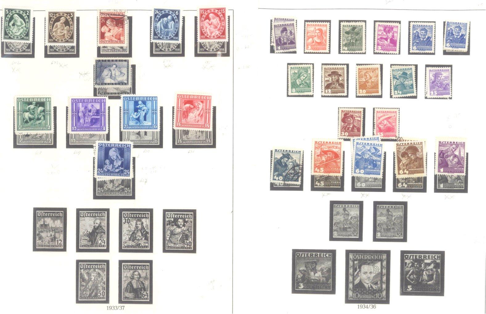 ÖSTERREICH 1850-1937-12