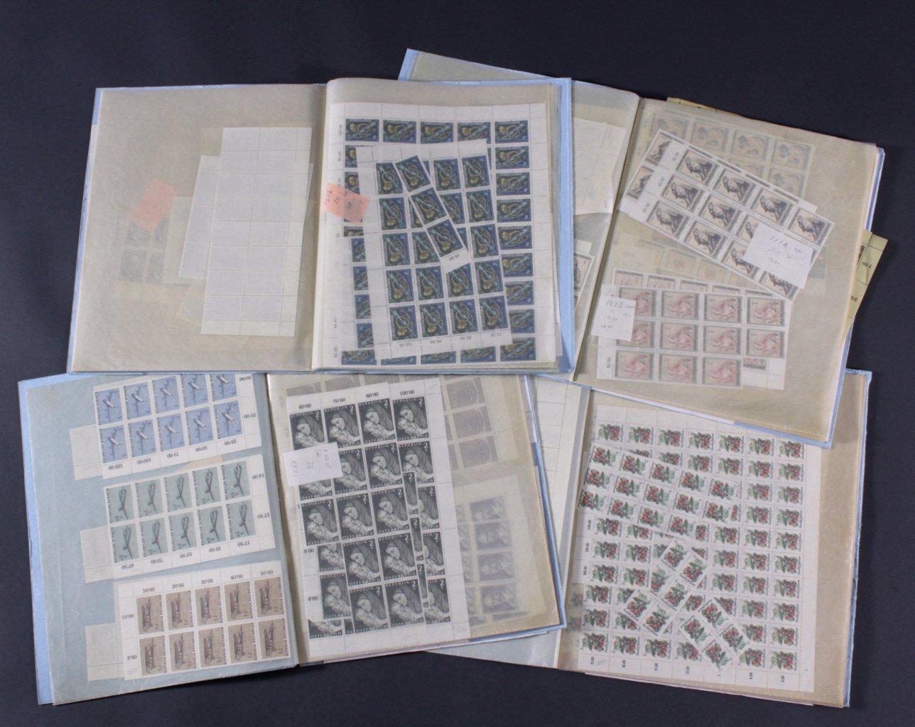 ÖSTERREICH 1961-1982-1