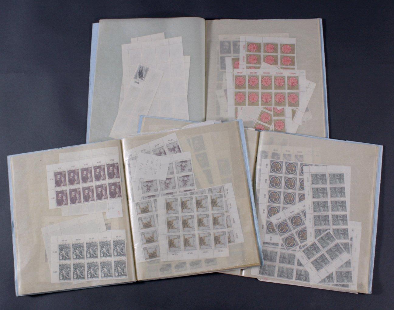 ÖSTERREICH 1961-1982-2