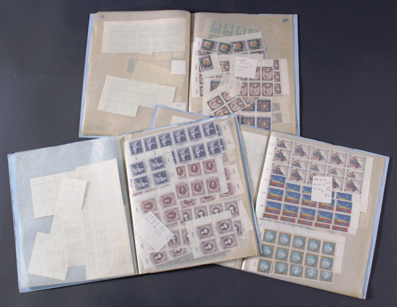 ÖSTERREICH 1961-1982-3