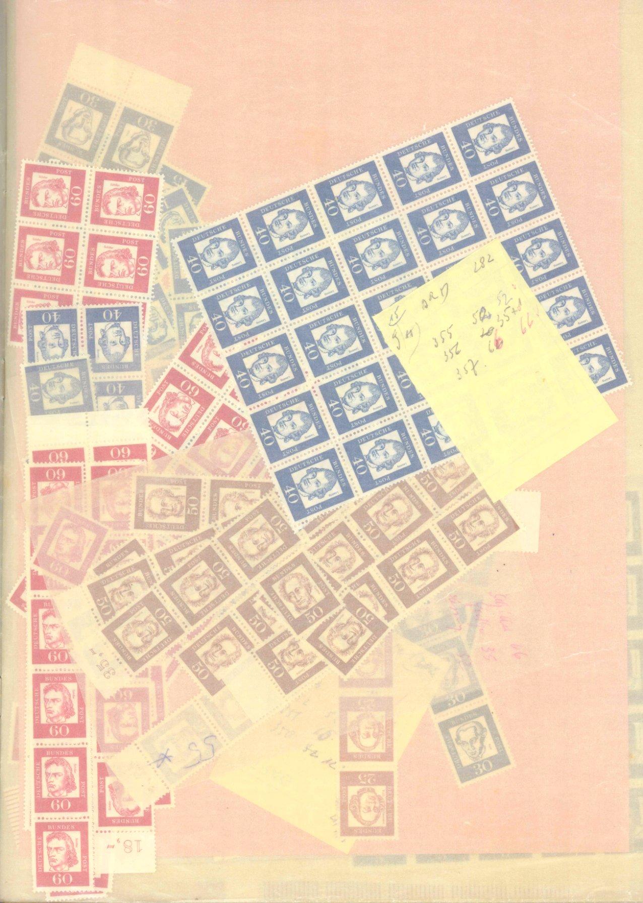 BUND 1959-1970-1