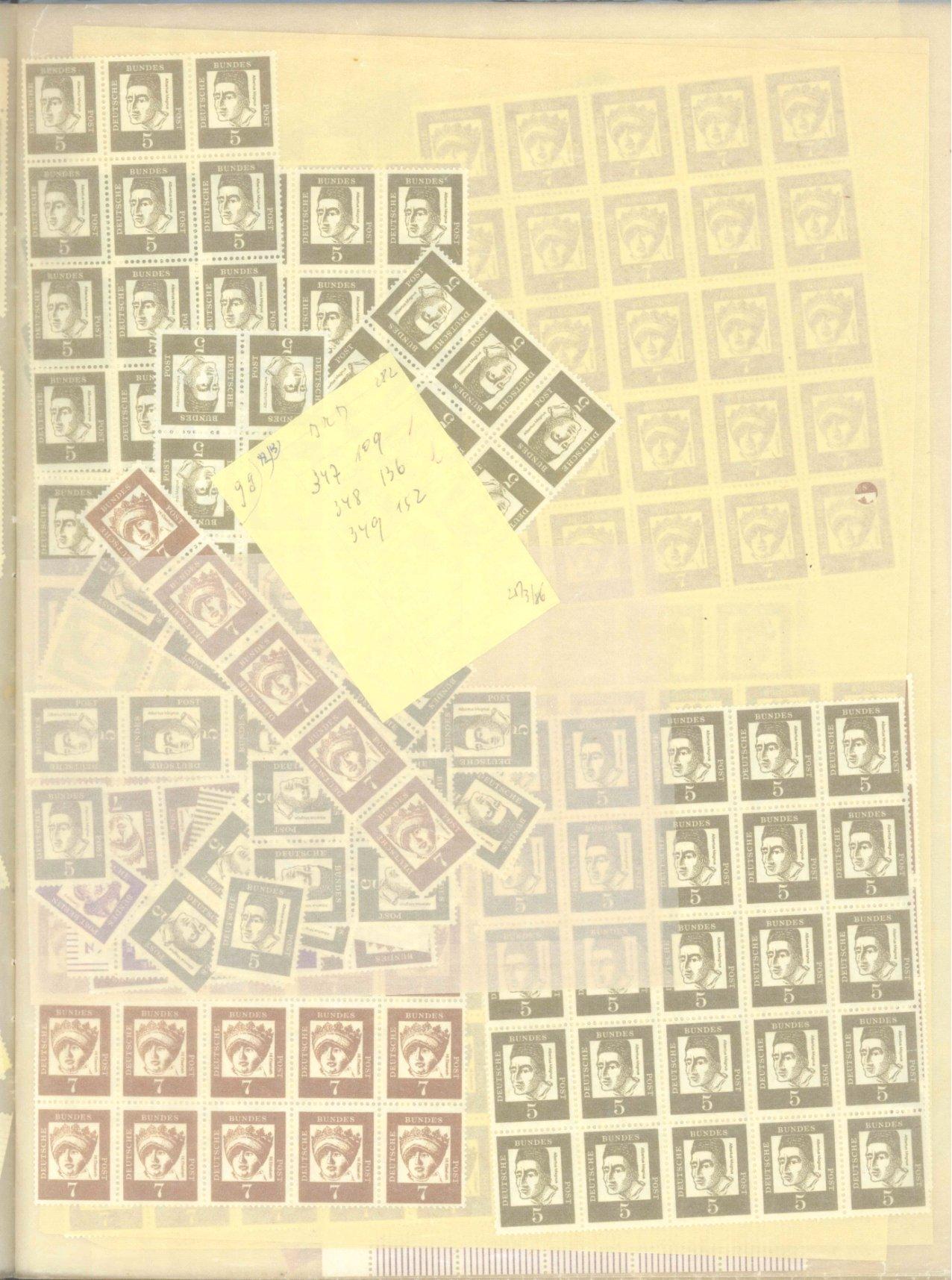 BUND 1959-1970-3