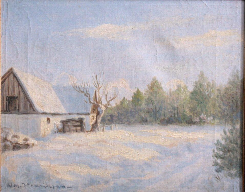 William Henriksen (1880-1964)-1