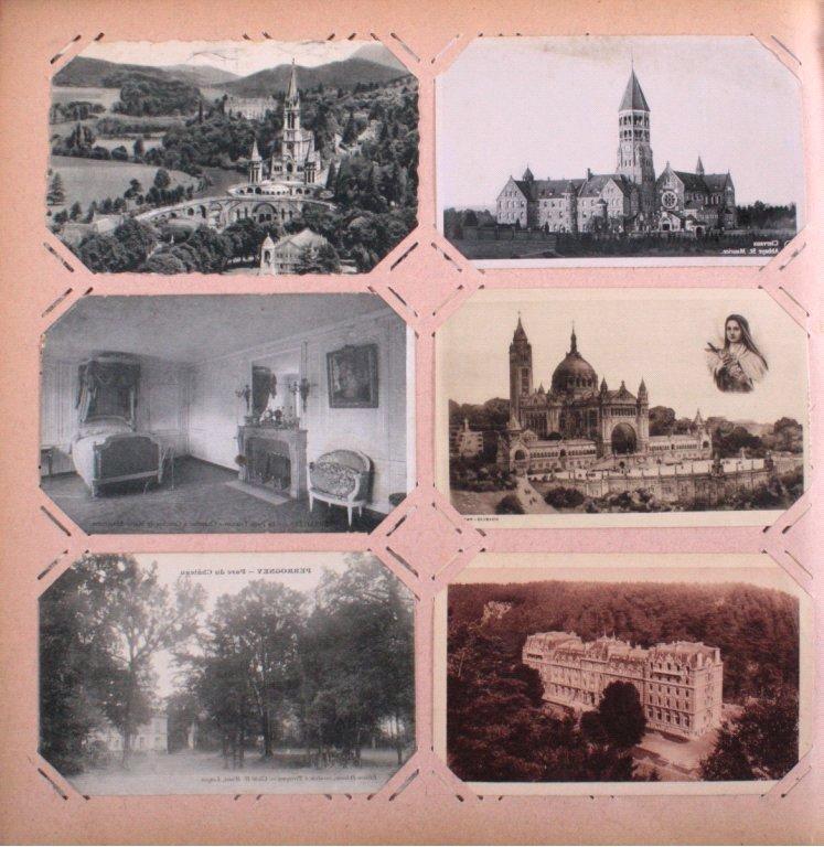 Großformatiges Postkartenalbum-2