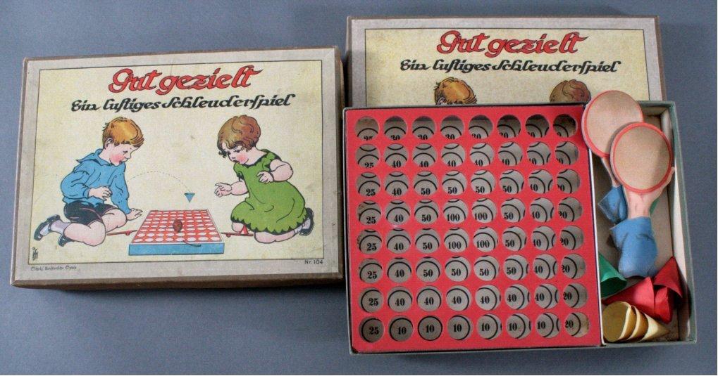 """2 x """"Gut Gespielt"""", Hütchenspiel"""