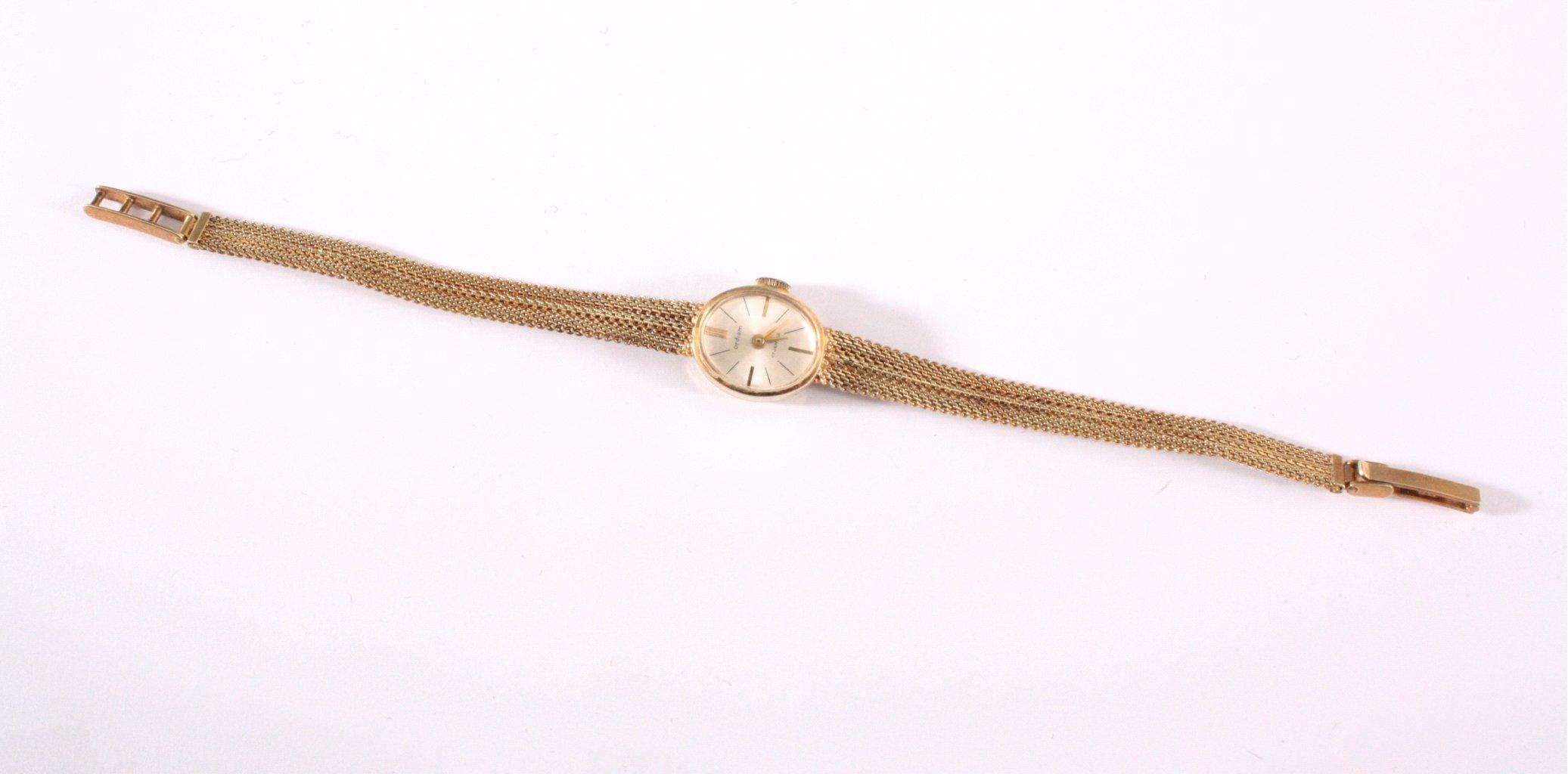 Damenarmbanduhr der Marke Ordiam