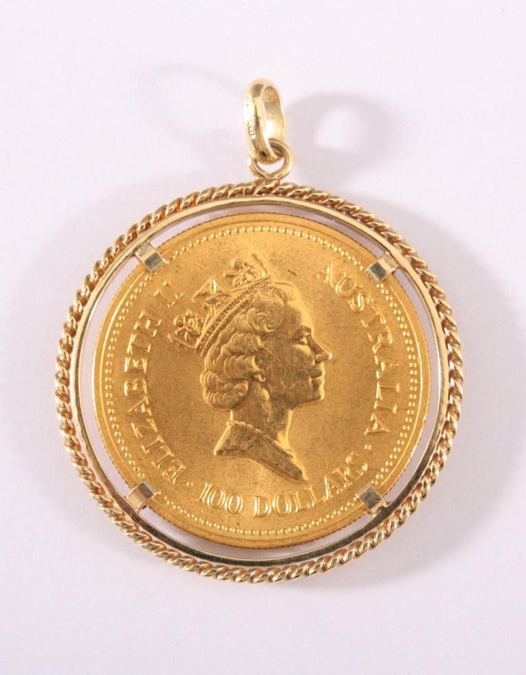 Australien, Elizabeth II., 100 Dollars von 1987