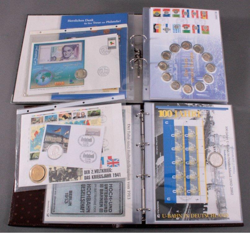 Sammlung Numisbriefe 2001-2006