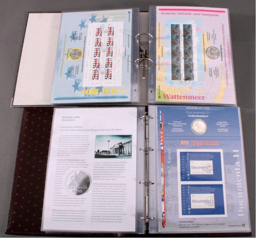 Sammlung Numisbriefe 2001-2006-1