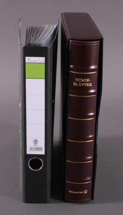 Sammlung Numisbriefe 2001-2006-2