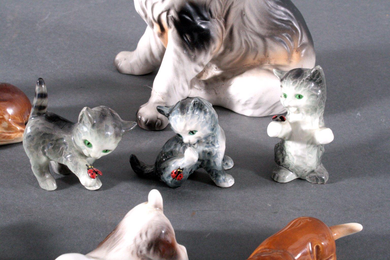 Kleine Sammlung Goebel Figuren-1