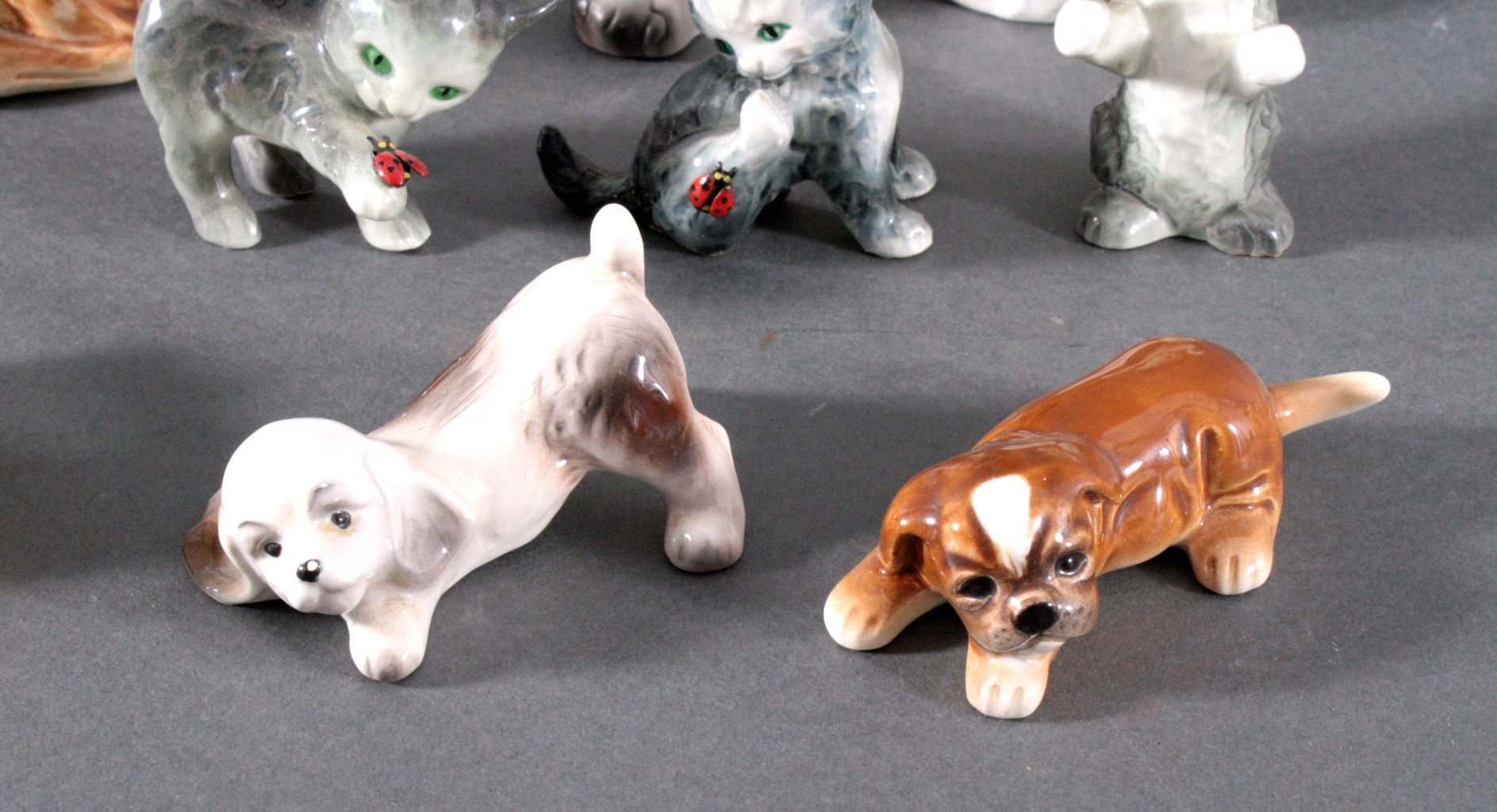 Kleine Sammlung Goebel Figuren-2
