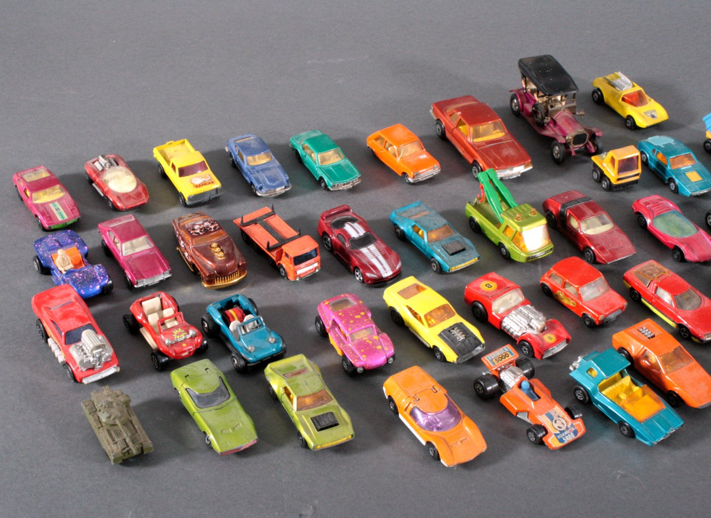 Konvolut Spielzeug Autos, Matchbox, Hot Wheels etc.-1