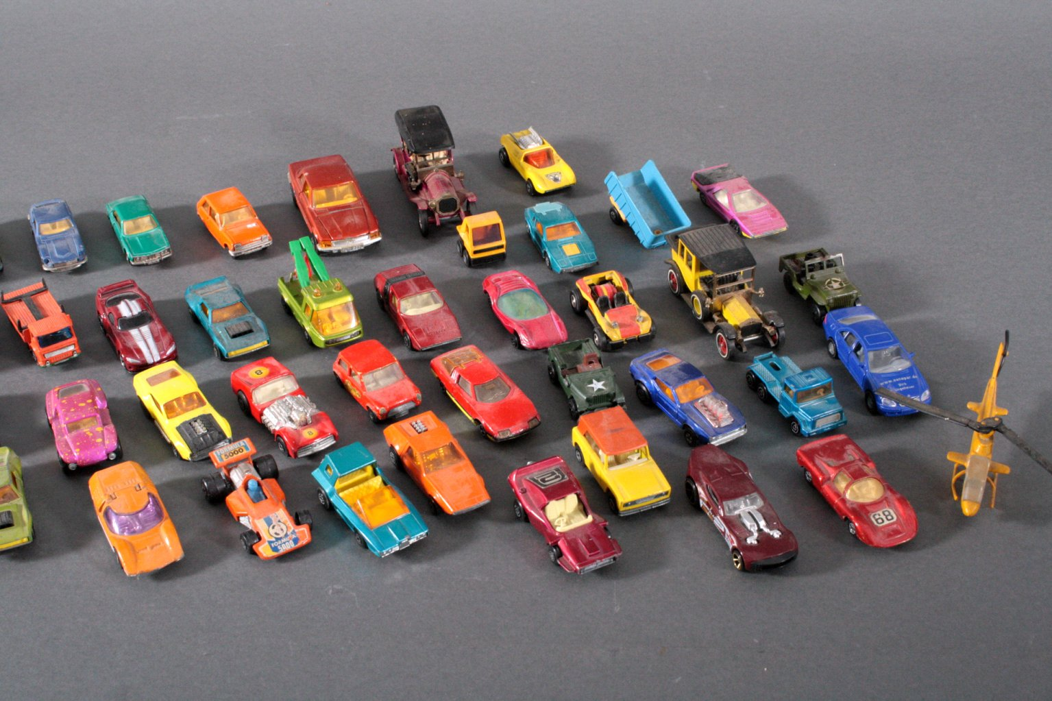 Konvolut Spielzeug Autos, Matchbox, Hot Wheels etc.-2