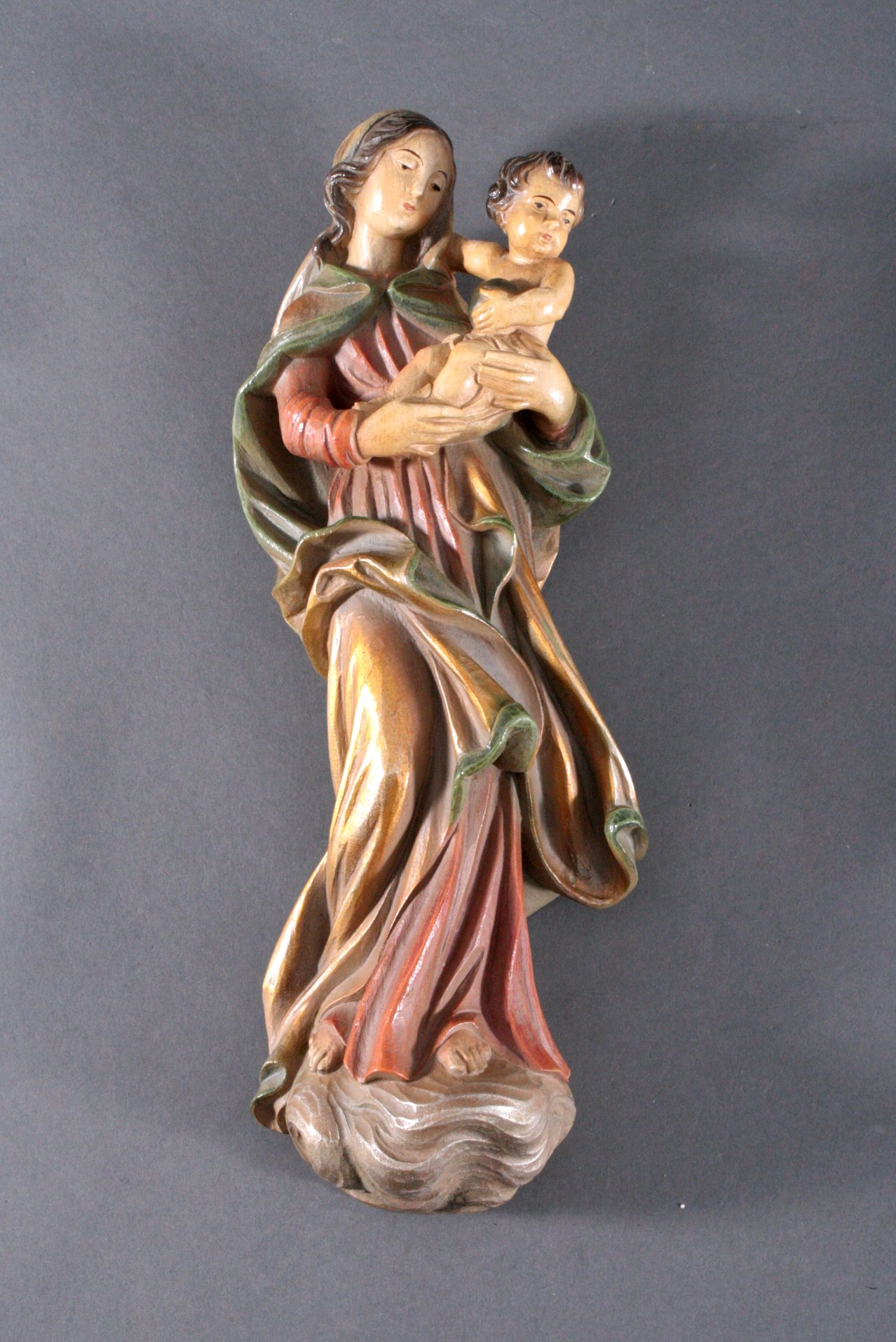 Marienstatue mit Jesuskind